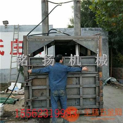 深圳双缸废金属打包机打包机多少钱