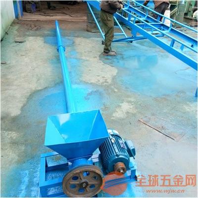 垂直螺旋上料厂家定制铁岭散粮装车上料提升机品质可靠