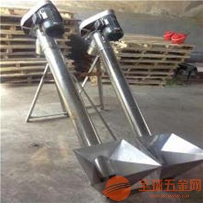 大米螺旋提升机品质保证邵阳组合式螺旋加料机速度快