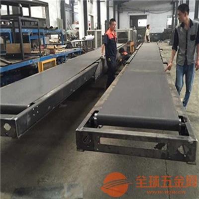 皮带式输送机结构 漳州防滑型加宽砂石石块皮带机