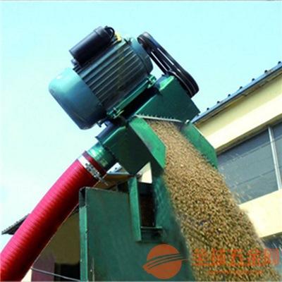 优质粮食装车多功能吸粮机地上晒粮自动上车软管式吸粮机