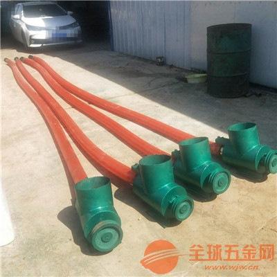 泰安便携式塑料颗粒吸粮机高粱装卸悬挂吸粮机