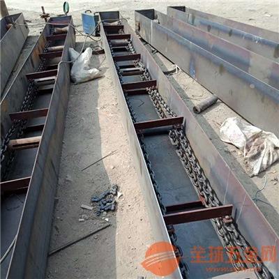 延安水平提升埋刮板输送机煤粉刮板输送机厂家