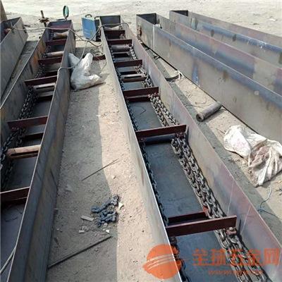 雙排鏈埋刮板輸送機生產常州水平埋刮板輸送機技術參數
