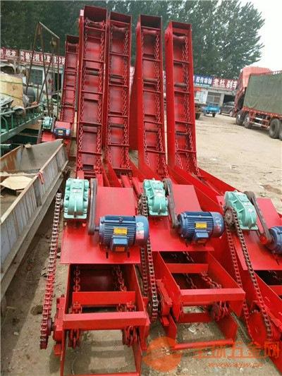 傾斜刮板輸送機生產 包頭雙排鏈埋刮板輸送機加工定制