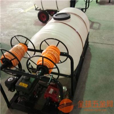 温室大棚打药机型号哈尔滨脉冲式双管果园喷雾机