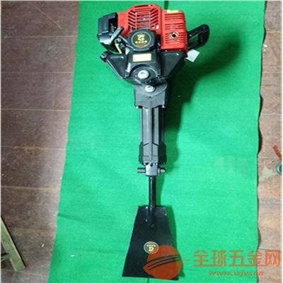 手提式挖树机 大庆油锯式小型苗木移植机