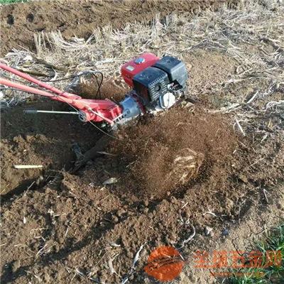 自走式微耕机价格西安四驱微耕机