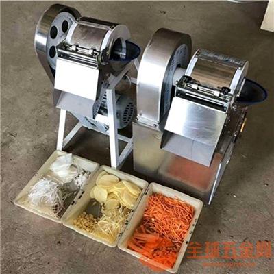 多功能根茎蔬菜切菜机通辽不锈钢电动切菜机