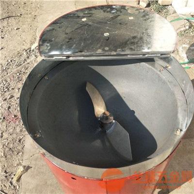 花生芝麻坚果炒货机深圳多功能移动式炒货机
