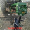 佛山小马力挖坑机批发1.5米深挖坑机价格