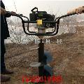 郑州葡萄园打桩机价格深度1米深挖坑机