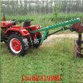 济宁2米深电线杆挖坑机多种类型挖坑机