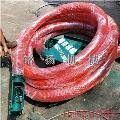 螺旋弹簧式吸粮机 加长软管吸粮机 6米大豆吸粮食机