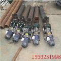绵阳垂直螺旋提升机 管式提升机 无缝钢管螺旋输送机图片