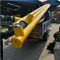 新型圆管提料机价格牡丹江219圆管式螺旋提升机厂家