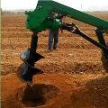 赣州挖坑机生产厂家冻土硬土挖坑机价格