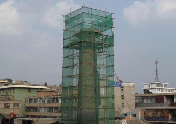 红塔区建个50米砖烟囱的价位多少