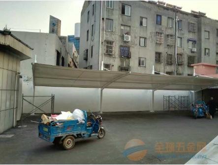 桂林汽车棚,膜结构车棚。
