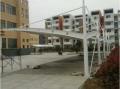 新疆膜结构汽车棚|膜结构停车棚安装|上海亿帅膜结构有限公司