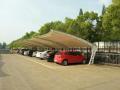 临沂膜结构车棚,停车棚,自行车车棚。