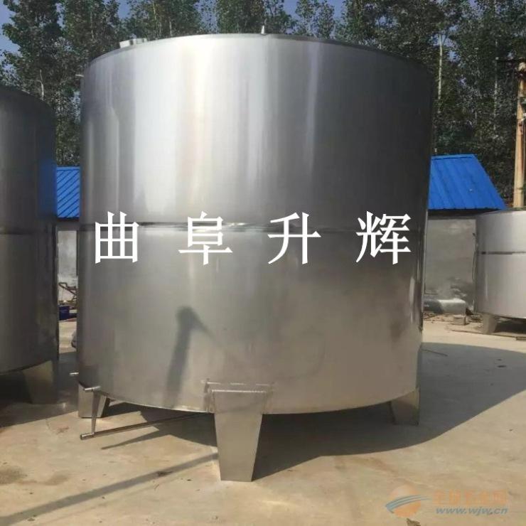 河南酒厂存酒罐 不锈钢酒罐储存罐定做生产
