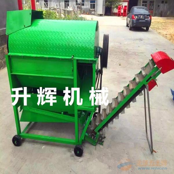 西藏电动摘果机价格小型花生