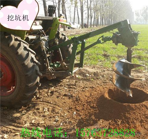 云南植树挖坑机价格