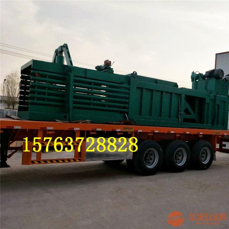 丹东10吨液压打包机 塑料打包机直销厂家