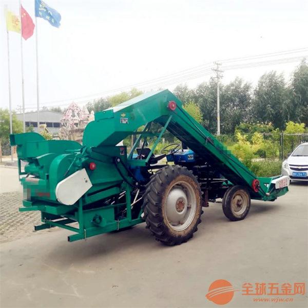 杭州自走式玉米脱粒机图片