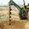菏泽大型挖坑机植树挖坑机销售