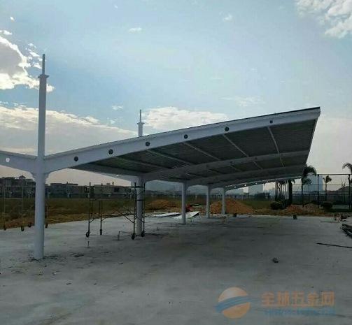 惠东膜结构车棚,膜结构停车棚厂家