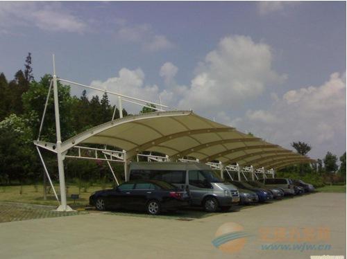韶关膜结构车棚,膜结构停车棚厂家