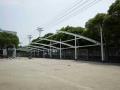 云浮膜结构电动车棚,停车棚厂家,膜结构电动车棚