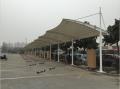 湛江膜结构车棚,膜结构停车棚厂家