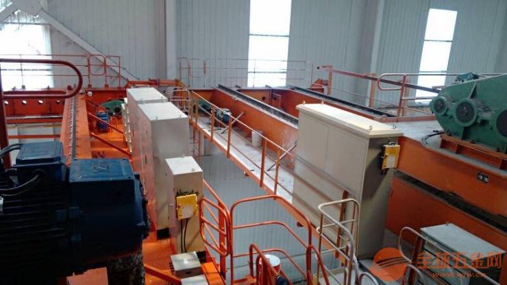 新聞:白山市江源區發電廠用起重機