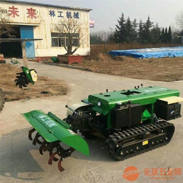 五原县果园深度开沟施肥回填机
