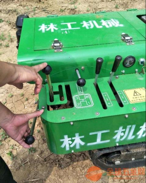 下陸區履帶的小型綠的哪款施肥機多少錢