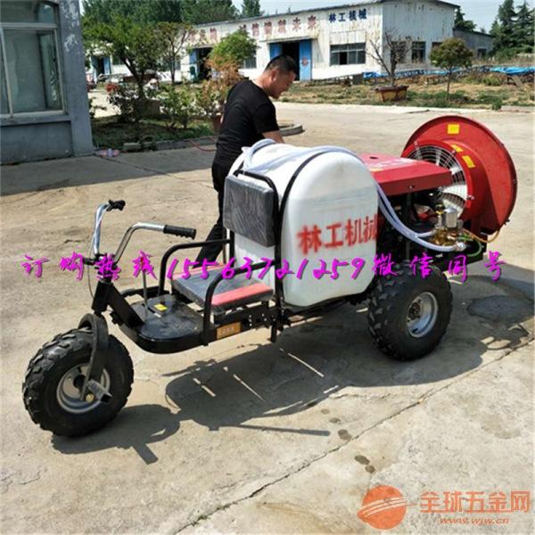 自走三轮式高压喷雾打药机价格