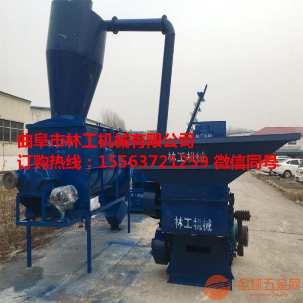 咸丰县2吨环模饲料颗粒机多少钱