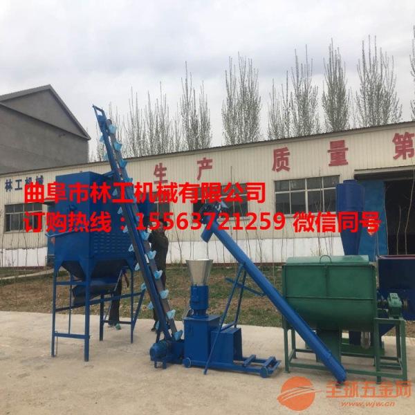 鹤峰县饲料加工厂颗粒生产线哪家好