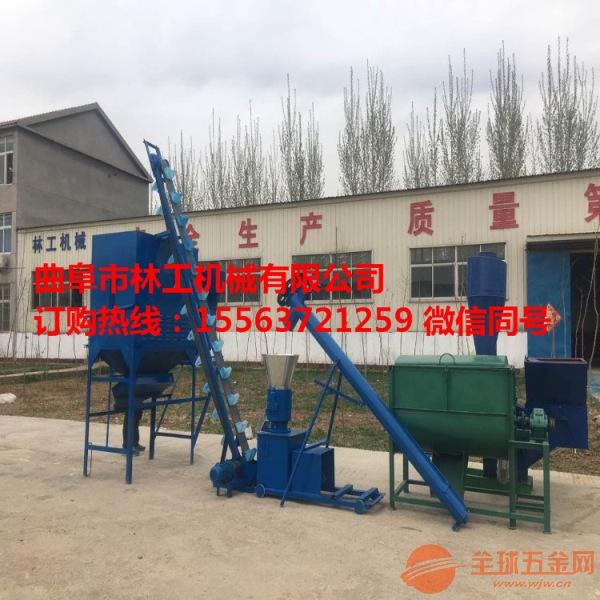 南华县猪饲料颗粒机多少钱价格