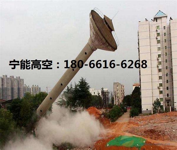 株洲拆除锅炉烟囱公司施工专业