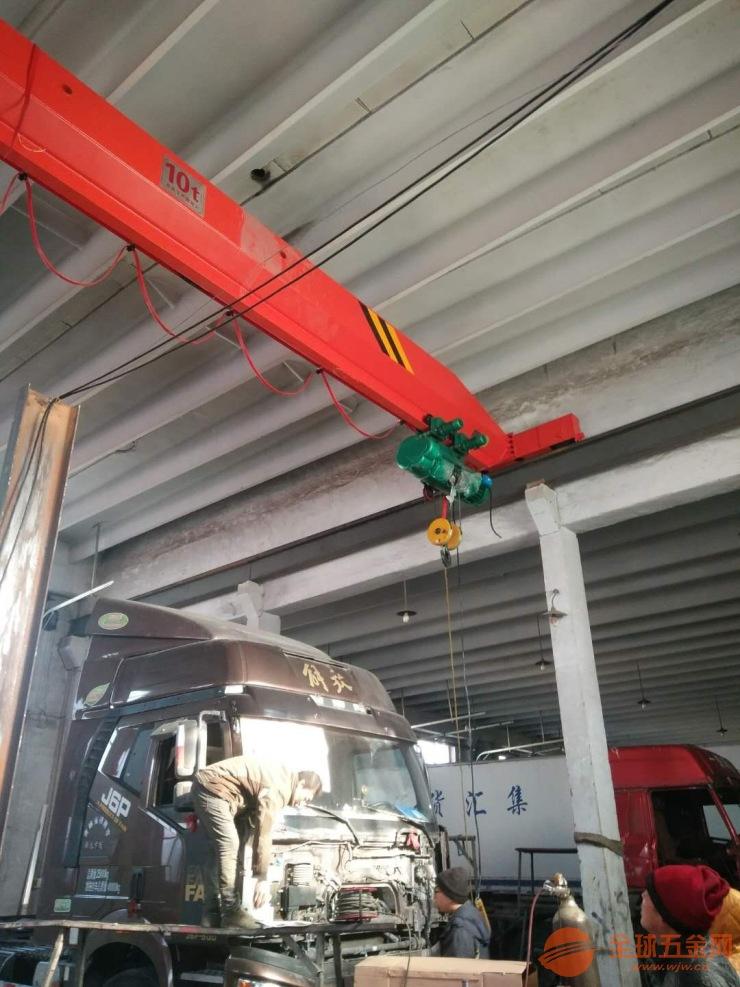大理巍山5吨LX悬挂天车