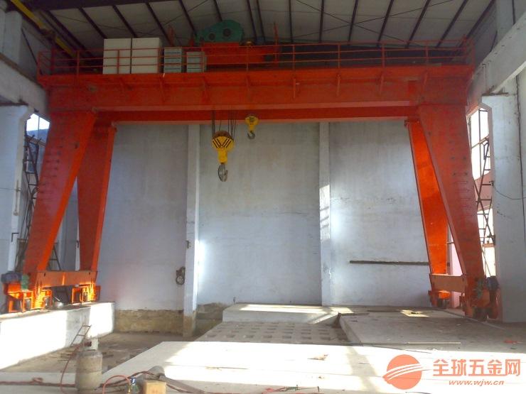 怒江兰坪1吨单梁桥式起重机