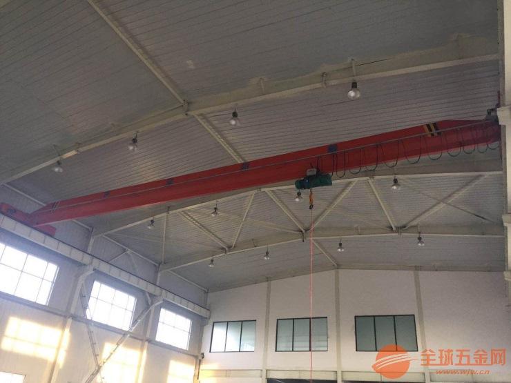 南京市白下区二手旧的QB型32吨防爆桥式起重机价格多少