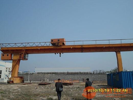 山西晋城抓斗起重机单轮吊钩滑车水电站用桥式起 电动葫芦门式起重机 优质产品