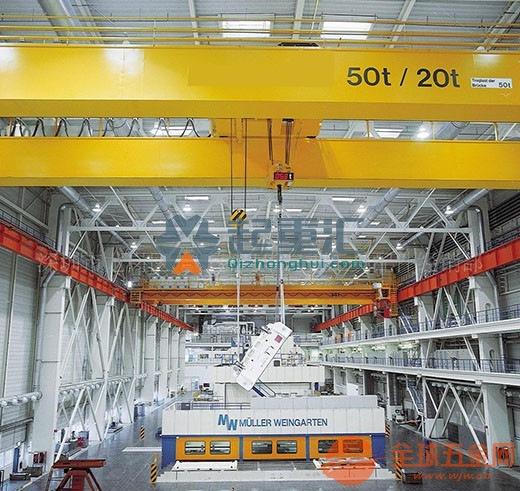 洛南双梁起重机岸边集装箱起重机网站
