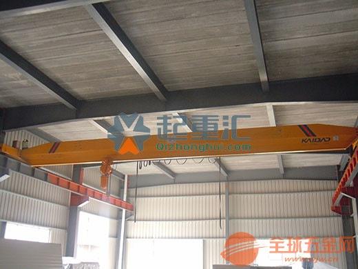 山东滨州抓斗起重机单轮吊钩滑车水电站用桥式起 汽车吊更优惠