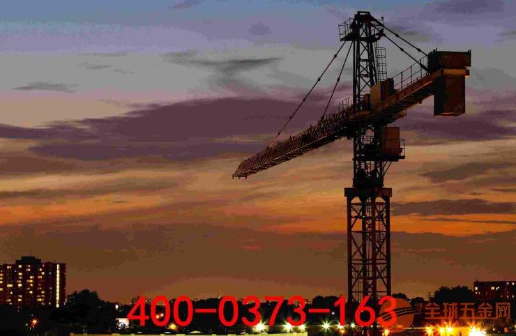 塔式起重机 7月河南洛阳老城热销起重机械规格齐全